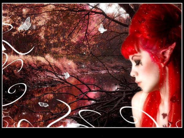 Fine Faery Maiden, Fairies 2