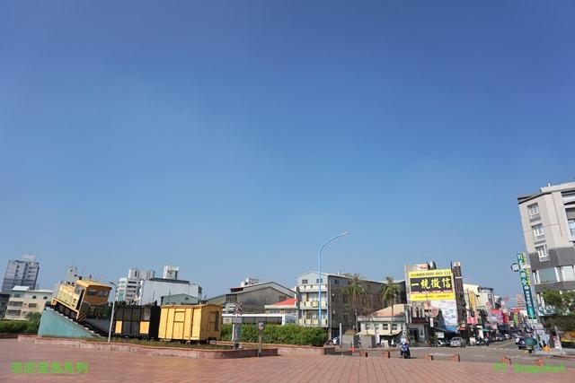 斗南火车站前