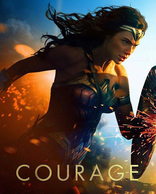 Watch WONDER WOMAN - Official Trailer.