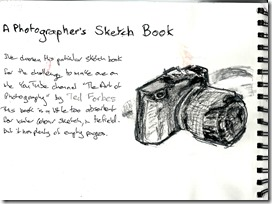 Photographer's Sketchbook