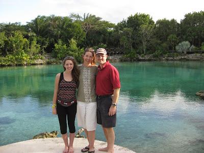 Chankanaab Park lagoon, Cozumel