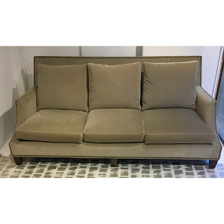 Safavieh High-Back Sofa