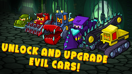 Car Eats Car 3 – Racing Game Screenshot