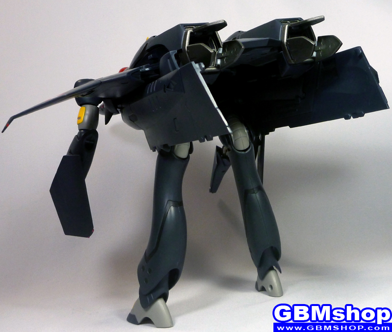 Macross Dynamite 7 VF-22S Sturmvogel II Gamlin Custom GERWALK Mode