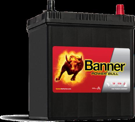 Banner Power Bull 12v 40Ah P4026
