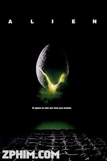 Quái Vật Không Gian - Alien (1979) Poster