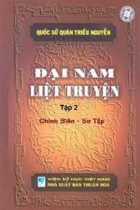 Đại Nam Liệt Truyện - Tập 2: Chính Biên -…
