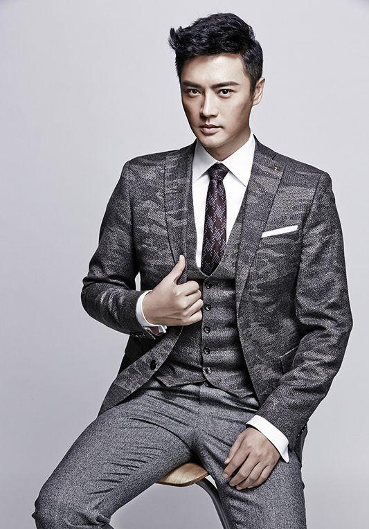 Liu Xiaohu China Actor