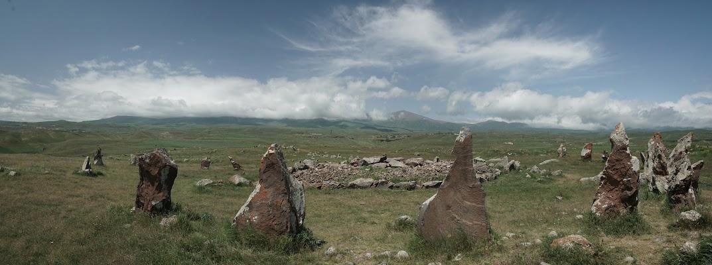 Steinkreis bei Zorakhar