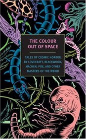 Cover of Howard Phillips Lovecraft's Book The Colour Out of Space