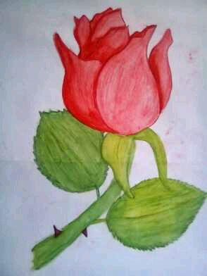 inspirasi 37+ gambar lukisan pensil sederhana tapi indah
