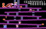 Donkey Kong on the Atari 7800