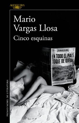 Cinco esquinas de Mario Vargas Llosa