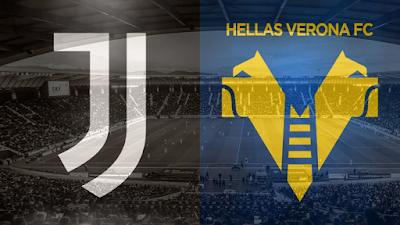 Juventus vs Verona : Serie A Live Stream