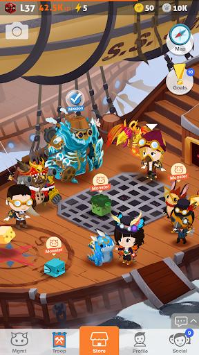 Battle Camp - Monster Catching screenshot 7
