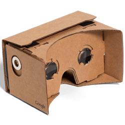kính thực tế ảo google cardboad