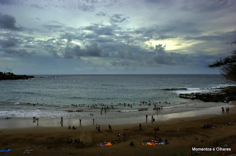 Praia de Kebra Kanela, Cabo Verde