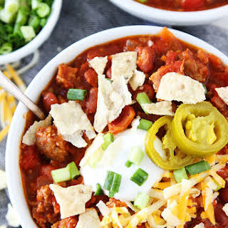 Sausage And Bacon Chili Recipes.
