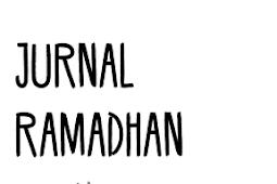 Jurnal Ramadhan 1437H