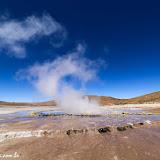 Geiser del Tatio -  Atacama, Chile