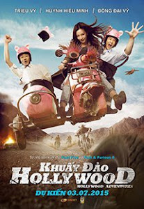 Khuấy Đảo Hollywood - Hollywood Adventures poster