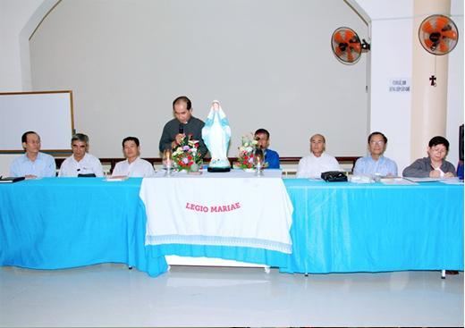 Hội đồng REGIA Nha Trang bầu cử tân ban quản trị (nhiệm kỳ 2015 -2018)