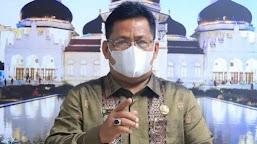 PPKM Kembali Diperpanjang: Kota Banda Aceh Masuk Level II dan Zona Kuning