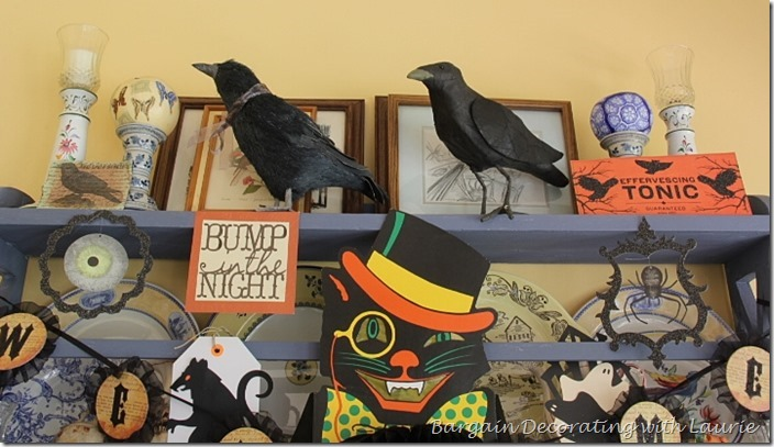 Crows-Halloween Decor