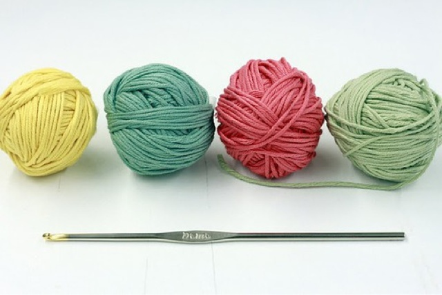 Crocheting Que Es : Crochet PR: ?QuE es el ganchillo? / What is crochet?