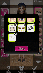 Click to Enlarge - Style Me Girl Level 24 - Nautical - Annie - Closet items 3