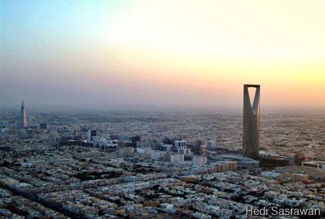 Negara berkembang Asia Arab Saudi