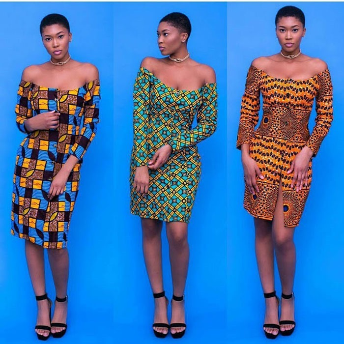 new short ankara gown styles (2)