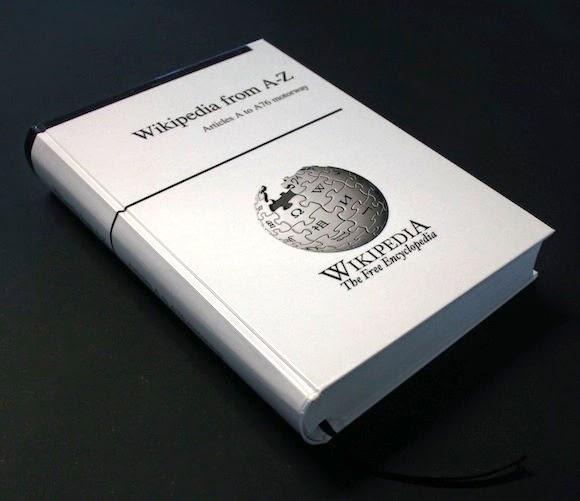 En marcha un proyecto para imprimir toda la Wikipedia