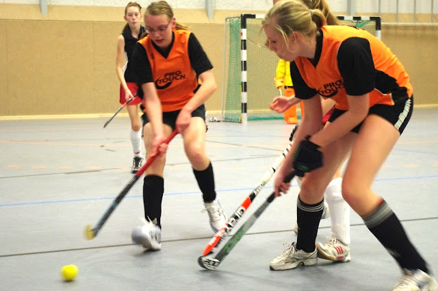 Testspiel Mädchen+Damen vs. Greifswald - IMGP6695.JPG
