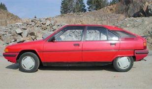 Citroen 1982 BX