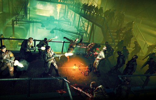 Zombie Army Trilogy-CODEX PC Games Download Full Free