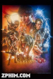 Cảnh Sát Kung Fury - Kung Fury (2015) Poster