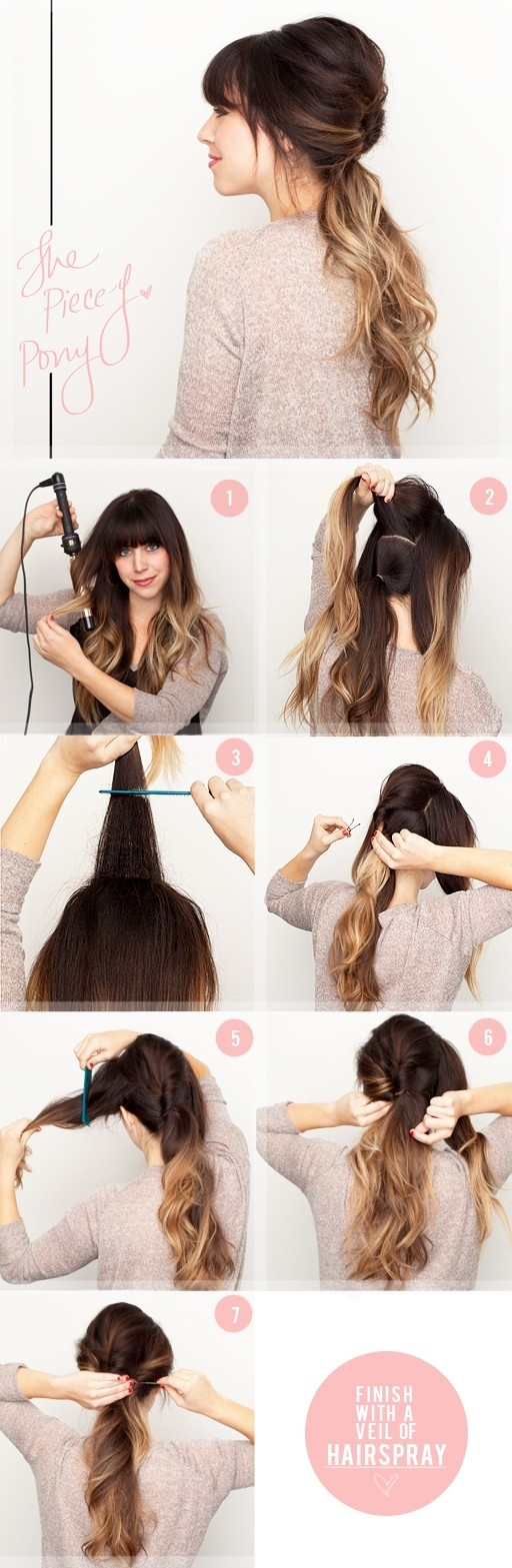 Tutorial On How To Style Your Hair _ For Summer 2017 3
