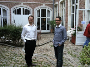 Les JUG leaders Julien Jakubowski et Cyril Lakech