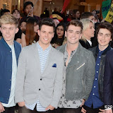 OIC - ENTSIMAGES.COM - Stereo Kicks at the  The Avengers: Age of Ultron - UK film premiere London 21st April 2015  Photo Mobis Photos/OIC 0203 174 1069