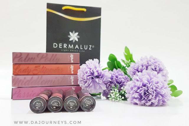 [Review] Lip Matte by Dermaluz