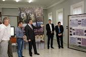 """Expoziție dedicată Academiei """"Ştefan cel Mare"""" a MAI"""