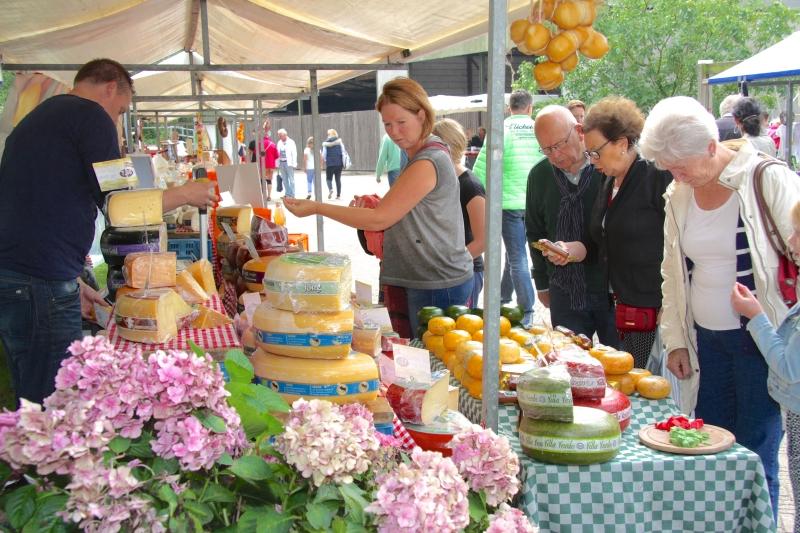 Voorjaarsmarkt Kasteel Keukenhof