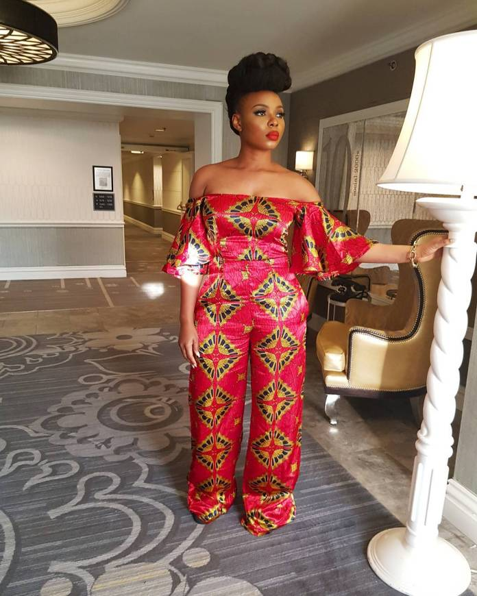 AFRICAN PRINT DRESSES AND STYLES WILL SLANT IN 2019 1