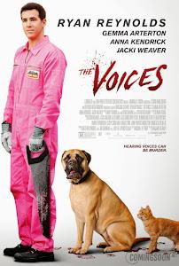 Kẻ Sát Nhân Hoang Tưởng 18+ - The Voices 18+ poster