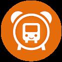 버스슬립 - 서울버스, 버스 하차 알람 icon