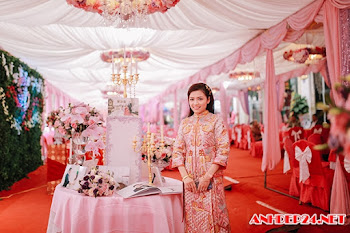 Doanh nhân 9X Lạng Sơn vung nửa tỷ trang trí cho lễ ăn hỏi