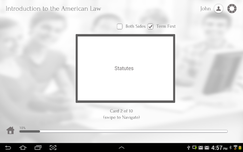 Learn US Law by GoLearningBus - screenshot thumbnail