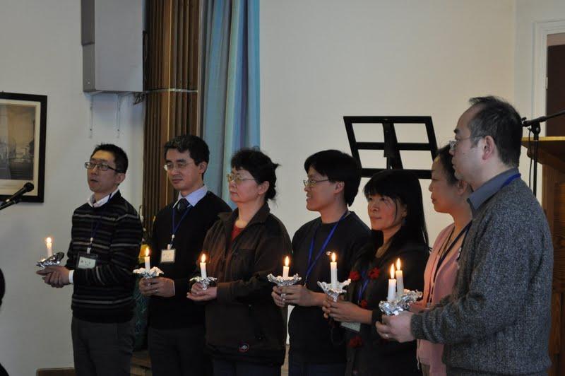 2012 年执事就职典礼