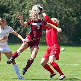 Lady Griz Soccer. Photo by Bruce Costa.
